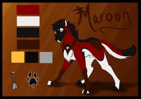 CONTEST ENTRY: MAROON by Studios-Of-White