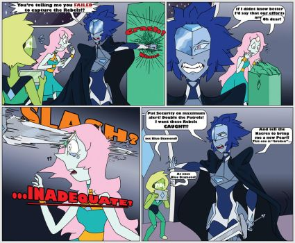 TGR - Blue Diamond - 'Inadequate' by Jolleboi