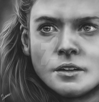 Ygritte the Wildling by Pandoras-Encore