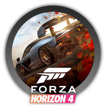 Forza Horizon 4 - Icon by Blagoicons