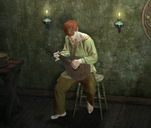 Kvothe at Ankers by lemonade8