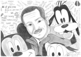 The Father of Disney by Smiley1starrs