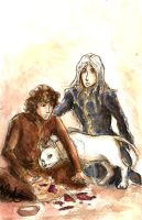 RM: Astrin, Morgon, and Xel by Thienaultha