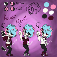 REF KawaiiDevil by KawaiiDevil13