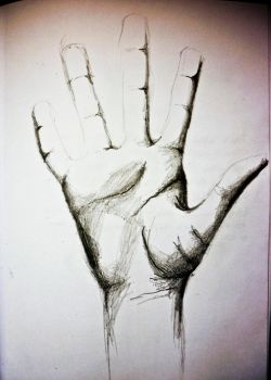 Hand by 0lyve