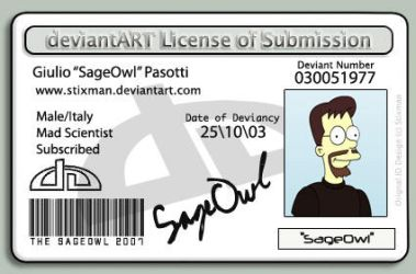 Deviation License by SageOwl