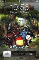 Scribblenauts itouch by geralddedios