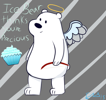 12-1-15 Ice Bear by 0--Blank--0
