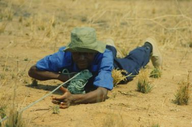 Mozambique Demining Programme by christo1