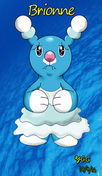 Brionne wants you to hug it by YoshiGamerGirl