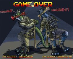 Commis:Gamer Over by SteinWill