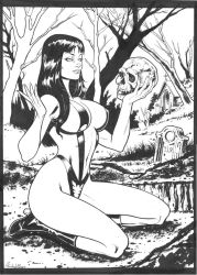 Vampirella - To Be Or Not To Be by ReneMicheletti