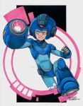 Mega Man by KidNotorious