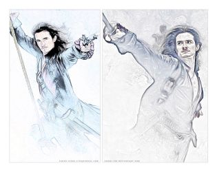 Will Turner by faded-ink
