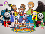 Thomas Adventures Of Cyberchase by grantgman