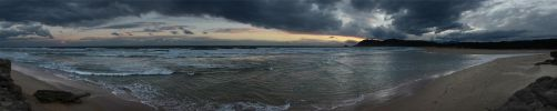 First View of Indian Ocean by eRality
