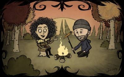 Don't Starve Together by ShahyNaz