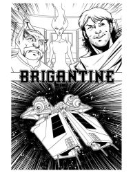 BRIGANTINE cover by Miketron2000