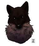Ych Smiling Wolf1 Da Done by T4IRO
