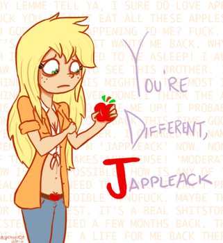 Ask Jappleack by Scary-Scarecrow