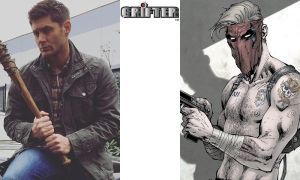 DC/Wildstorm - Grifter: Jensen Ackles by AllStarDoomsday1992