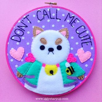 Puppycat Don't Call Me Cute by iggystarpup