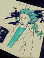 Rick Sanchez by blackrabbitartworks