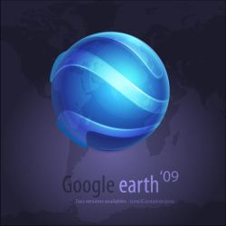 Google Earth '09 by Chozo-MJ