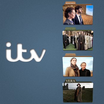 ITV Folder Icon Pack by Kliesen