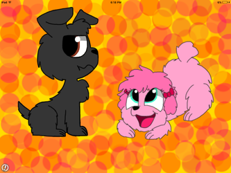 BABY DOGGOS by LizzyMouse14
