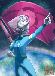 SU Card - Pearl by Rattlesire