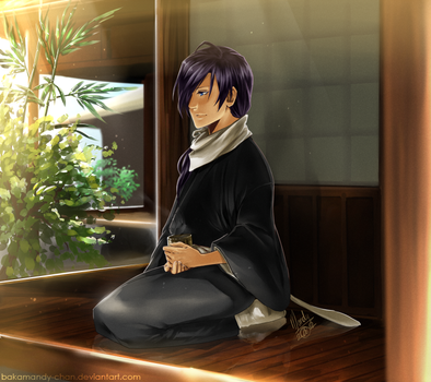 Hakuouki + Sunlight by BakaMandy
