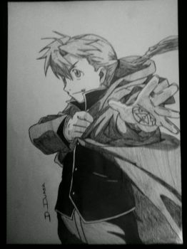 Alphonse Elric by HollyPolly15