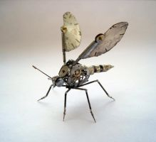 A Mechanical Gnat by AMechanicalMind