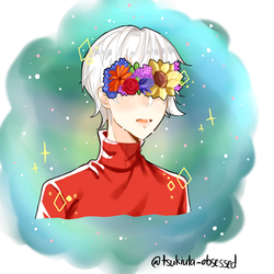 Flowers x Shun - See No Evil by kaisoosulay