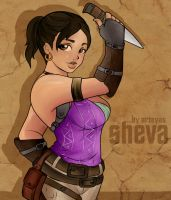 sheva color by arteyas