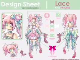 What is Character Design D: by haru-naru