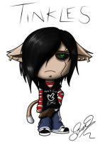 Emo Tinkles by TheDEviLDweLLeR