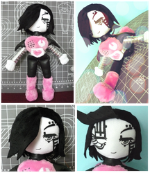 Mettaton Plush by Nikicus