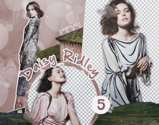 Png Pack 1120 // Daisy Ridley by confidentpngs