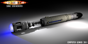 Sonic Screwdriver update Alt by ComputerGenius