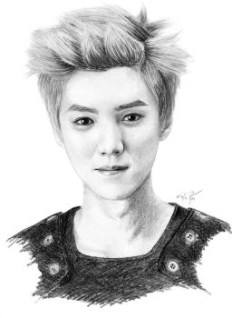 Luhan by pgmt