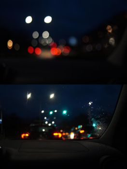 driving nights by KittenKayleigh