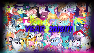 MLP S7 Characters by YayCelestia0331