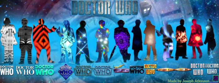 All 13 doctors and themes by vvjosephvv