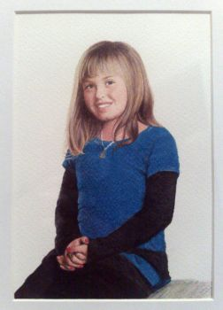 Olivia by pixeleiderdown