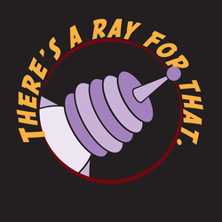 There's a ray for that. by Mootly