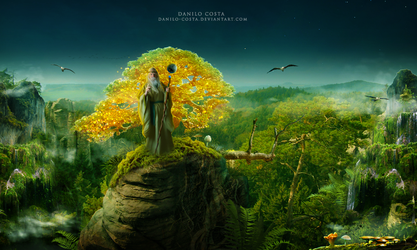 Welcome to the Promised Natural Land by Danilo-Costa