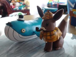 Sherlock Eevee and Lord Wail