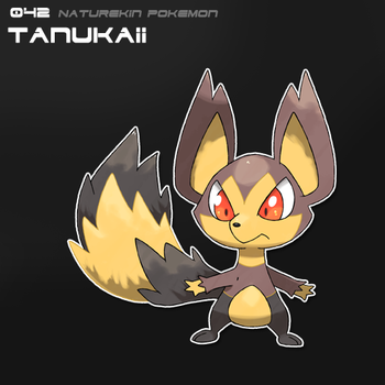 042: Tanukid by SteveO126